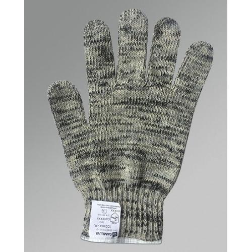Luva tricotada Mesclada- Algodão|Poliéster - 100MIX