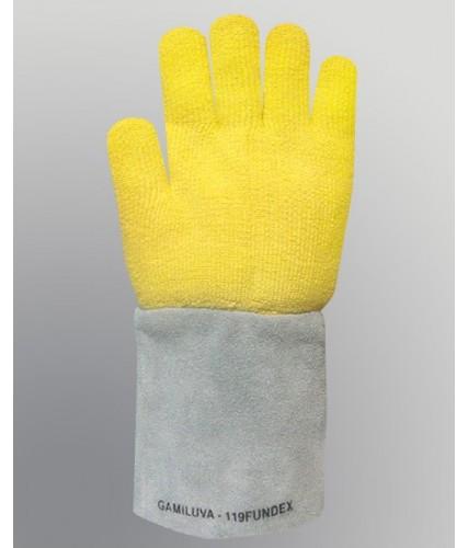 Luva Resistente a Alta Temperatura - 500 Graus - Fundex
