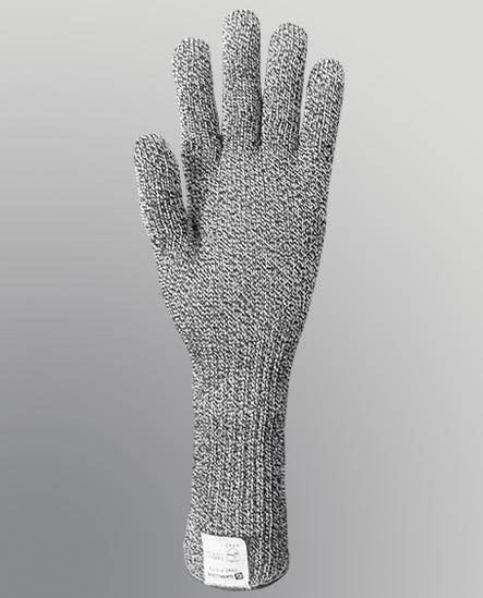 00d96864d8af1 Luva Tricotada Anticorte com 6 fios de aço - Ref. 298C
